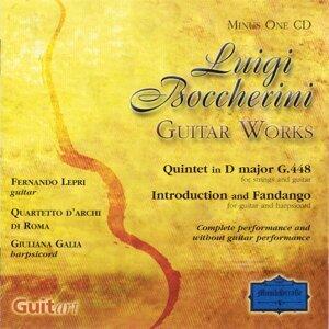 Fernando Lepri, Rome String Quartet 歌手頭像