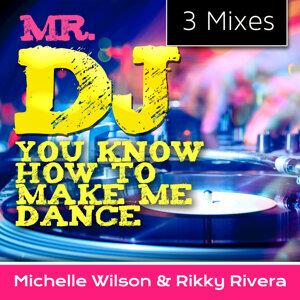 Michelle Wilson & Rikky Rivera, Michelle Wilson, Rikky Rivera 歌手頭像