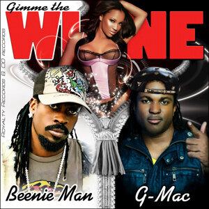 Beenie Man, G-Mac, Beenie Man, G-Mac 歌手頭像