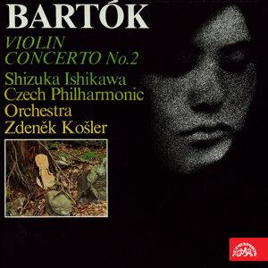 Czech Philharmonic Orchestra, Zdeněk Košler, Shizuka Ishikawa 歌手頭像