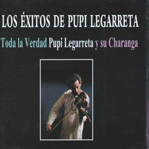 Pupi Legarreta y su Charanga 歌手頭像