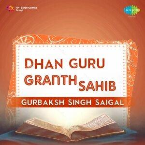 Gurbaksh Singh Saigal 歌手頭像