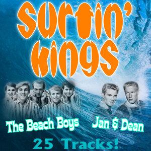 The Beach Boys and Jan & Dean, Jan & Dean, The Beach Boys 歌手頭像