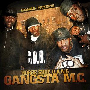 Crooked I Presents: Horseshoe G.A.N.G. 歌手頭像
