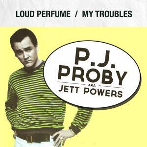 P.J. Proby (aka Jett Powers), P.J. Proby 歌手頭像