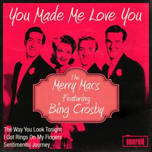 The Merry Macs & Bing Crosby, The Merry Macs, Bing Crosby 歌手頭像