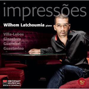 Wilhelm Latchoumia 歌手頭像