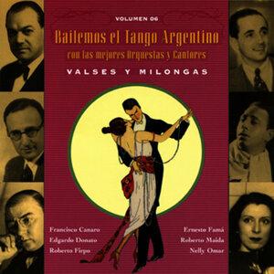 Francisco Canaro, Edgardo Donato, Roberto Firpo 歌手頭像