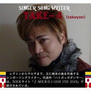 takeyon 歌手頭像