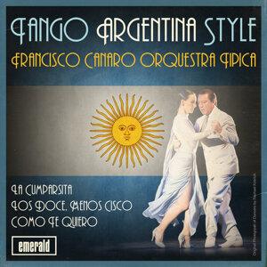 Francisco Canaro Orquestra Tipica 歌手頭像