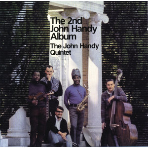 The John Handy Quintet 歌手頭像