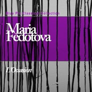 Maria Fedotova 歌手頭像