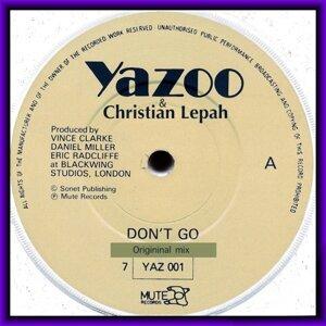 Christian Lepah 歌手頭像