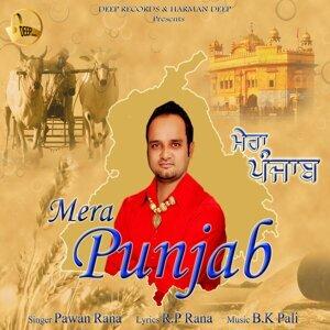 Pawan Rana 歌手頭像
