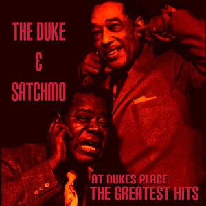 Louis Armstrong & Duke Ellington, Louis Armstrong, Duke Ellington 歌手頭像
