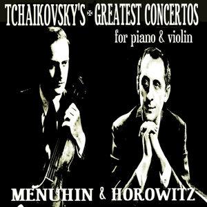 Jehudi Menuhin & Vladimir Horowitz 歌手頭像