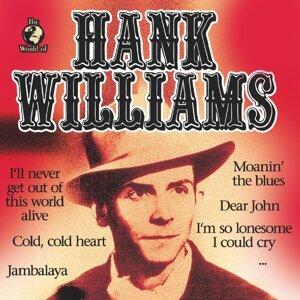 Williams, Hank 歌手頭像