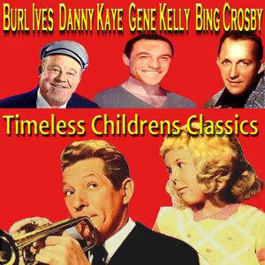 Bing Crosby & Danny Kaye &  Burl Ives & Gene Kelly 歌手頭像