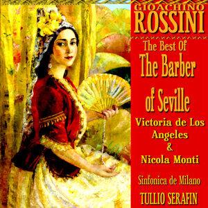 Victoria De Los Angeles & Nicola Monti, Victoria De Los Angeles, Nicola Monti 歌手頭像