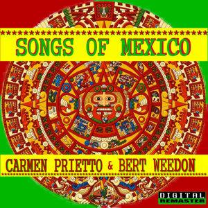 Carmen Prietto and Bert Weedon, Bert Weedon, Carmen Prietto 歌手頭像