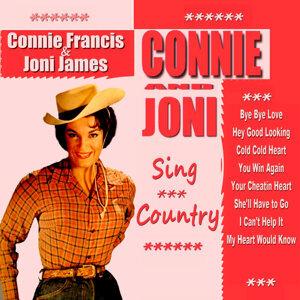 Connie Francis, Joni James, Connie Francis, Joni James 歌手頭像