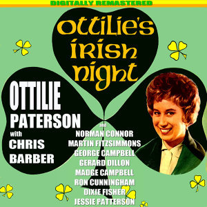 Ottilie Patterson, George Campbell, Gerard Dillon, Ottilie Patterson, George Campbell, Gerard Dillon 歌手頭像
