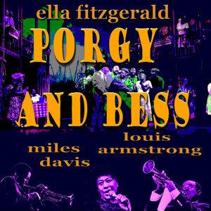 Louis Armstrong Ella Fitzgerald Miles Davis 歌手頭像