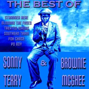 Sonny Terry & Brownie McGhee, Sonny Terry, Brownie McGhee 歌手頭像