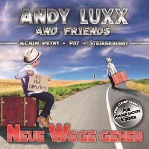 Andy Luxx & Friends feat. Achim Petry, Pat, Steirerbluat & Gabriella Massa 歌手頭像