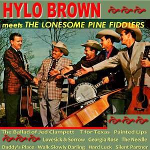 Hylo Brown, The Lonesome Pine Fiddlers, Hylo Brown, The Lonesome Pine Fiddlers 歌手頭像
