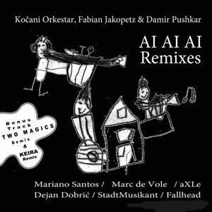Damir Pushkar, Fabian Jakopetz & Koçani Orkestar 歌手頭像