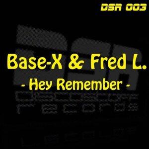 Base-X & Fred L. 歌手頭像