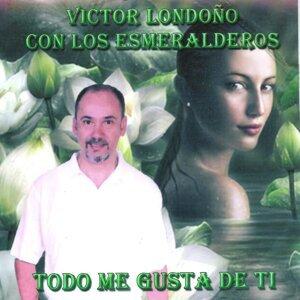 Víctor Londoño, Los Esmeralderos 歌手頭像