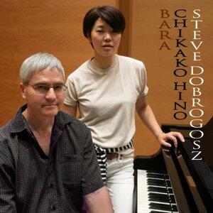 Chikako Hino, Steve Dobrogosz 歌手頭像