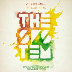Miguel Migs feat. Capleton, Miguel Migs 歌手頭像
