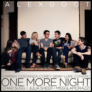 Alex Goot feat. Chrissy Costanza, Julia Sheer, Luke Conard, Chad Sugg, Miss Glamorazzi, Corey Gray Artist photo