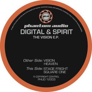Digital & Spirit, Digital, Spirit 歌手頭像