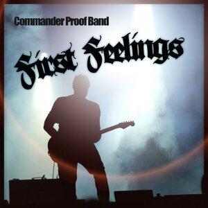 Commander Proof Band アーティスト写真