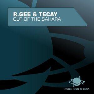 R.Gee & TeCay 歌手頭像