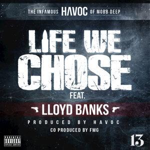 Havoc feat. Lloyd Banks, Havoc 歌手頭像