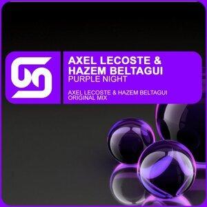 Axel Lecoste & Hazem Beltagui 歌手頭像