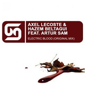 Axel Lecoste & Hazem Beltagui feat. Arthur Sam 歌手頭像
