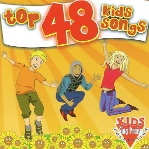 Top 48 Kids Songs (全球兒童詩歌音樂寶典)