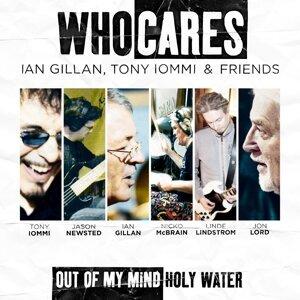 WhoCares, Ian Gillan, Tony Iommi, Jason Newsted, Nicko McBrain, Linde Lindström & Jon Lord 歌手頭像