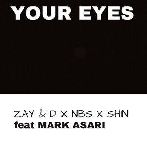 Zay&D, NameBrandSound, Shin 歌手頭像