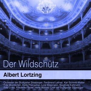 Orchester der Stuttgarter Staatsoper, Ferdinand Leitner, Karl Schmitt-Walter 歌手頭像