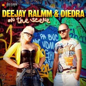 DeeJay Ralmm, Diedra 歌手頭像