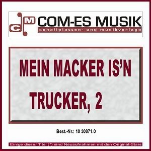 Mein Macker is'n Trucker 歌手頭像