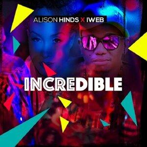 Alison Hinds, Iweb 歌手頭像