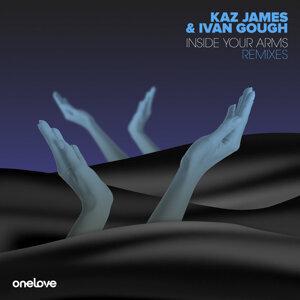 Kaz James, Ivan Gough 歌手頭像